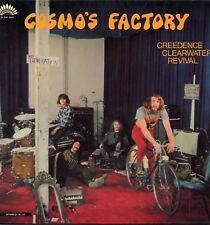 "CREEDENCE CLEARWATER REVIVAL ""COSMO'S FACTORY"" ORIG FR 1970 EX/VG-"