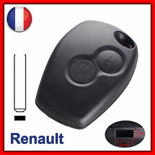 Coque Télécommande Plip Clé Boitier Bip 2 Boutons Renault 1107 DACIA