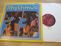 LP Various Rhythmus 73 Wir Renft Vinyl Amiga DDR 8 55 327 Schallplatte