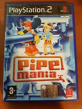 PIPE MANIA - PLAYSTATION 2 PS2 USATO