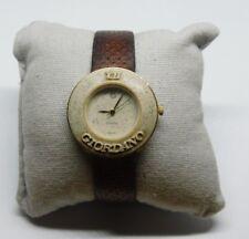 Rare Giordano XII Ceramic Body Quartz Watch