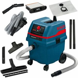Bosch Umido & Aspiratore a Secco Gas 25 L Sfc 0601979103 + Accessori