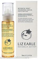 Liz Earle Botanical Shine Nourishing HAIR OIL Conditioner 50ml All Hair Types