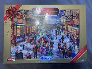 Gibsons - Limited Edition - The Christmas Grotto - COMPLETE