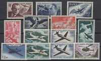 AM128913 / FRANCE Y&T LOT AIRMAIL MNH ** 100 $