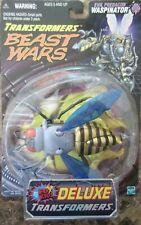 1999 Transformers Beast Wars Evil Predacon Waspinator Fox Kids Deluxe