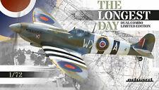 Eduard 2125 D-Day Supermarine Spitfire Mk IX Longest Day Inc. 2 x Kits Ltd Ed