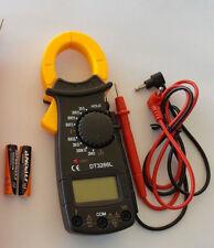 Digital Clamp Meter - Tester AC DC Current OHM Voltage Resistance