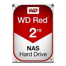 "Western Digital WD Red 2TB 5400RPM 3.5"" SATA Internal Hard Disk Drive WD20EFRX"