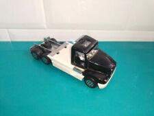 Camions miniatures noirs Majorette