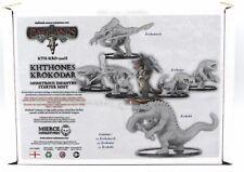 Darklands KTH-KRO-310H Khthones Krokodar Monstrous Infantry Starter Host Crocmen