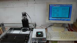 CNC Modellbau Fräse