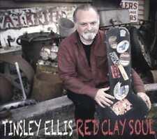 TINSLEY ELLIS - RED CLAY SOUL [DIGIPAK] NEW CD