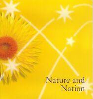 Australia Post Decimal Mini Sheet - 2000 - Nature & Nation - MNH