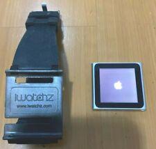 Apple ipod A1366 Nano (6th Gen) 16GB Touch Touchscreen Mp3 Clip Player (Silver)