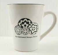 Fort McDowell Yavapai Nation Mug Cup Arizona Tribal White Black Coffee Tea