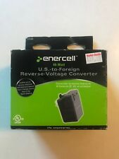 Enercell 40-Watt US-TO-Foreign Reverse-Voltage Converter #273-360 New!!