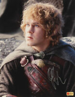 Dominic Monaghan The Lord of the Rings Merry Signed 11x14 Autograph Photo PA COA