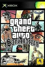 Grand Theft Auto: San Andreas (Original Microsoft Xbox, 2005) GTA Disc Only
