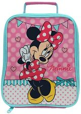 Minnie Mouse 'Minnie's Day Out' aislado almuerzo bolsa/caja | Disney