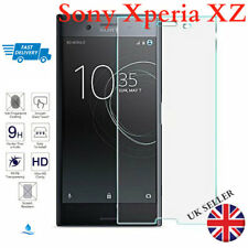 Sony Xperia XZ  (F8331) Real Clear Tempered Glass Screen Protector Bubble Free