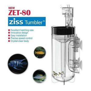 ZISS AQUA ZET-80 Aquarium Fish Egg Tumbler Incubators Hatchery Cichlids Shrimp
