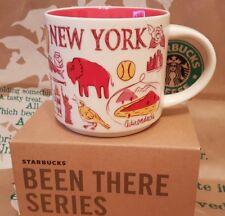 Starbucks Coffee Mug/Tasse/Becher NEW YORK, Been There Serie,NEU i.Geschenk-Box!