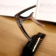 More details for adagio pro = deluxe bronze capo for acoustic and electric guitars