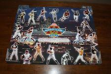 2003 Minnesota Gophers Baseball Classic History 24x18 Poster Troy Glaus Ucla