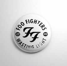 Foo Fighters - Pinbacks Badge Button Pin 25mm 1'&#03 00006000 9;*