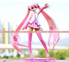 Anime Vocaloid Hatsune Sakura Miku feat. KEI 1/10 Scale 16cm PVC Figure Toy NIB