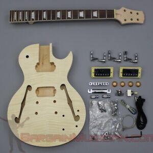 Bargain Musician - GK-012 - DIY Unfinished Project Luthier Electric Guitar Kit