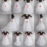 Stock Prom Dress Bridal Slip Hoop Skirt Wedding Petticoat Underskirt Crinoline