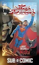 BATMAN SUPERMAN #1 SUPERMAN COVER (DC 2019 1st Print) COMIC