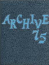 1975 NORWICH HIGH SCHOOL YEARBOOK, ARCHIVE, NORWICH, NEW YORK