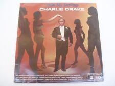 CHARLIE DRAKE - HELLO MY DARLINGS - LP