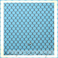 BonEful Fabric FQ Cotton Quilt Amy Butler Rowan Blue Brown Polka Dot Lotus Moon