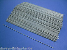 "100 6"" STAINLESS STEEL WIRES FOR DCA AJUSTI 3 4 5 6 7 oz LEAD WEIGHT GRIP MOULDS"