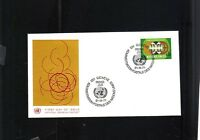 FIRST DAY ISSUE 1971 GENEVA ELIMINATE RACIAL DISCRIMINATION UNITED NATIONS FDC