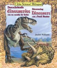 Descubriendo Dinosaurios Con un Cazador de Fsiles/Discovering Dinosaur-ExLibrary