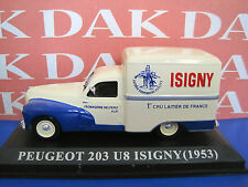 Die cast 1/43 Peugeot 203 U8 Isigni 1953 by Ixo
