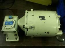 1/4hp Boston Gear Motor, # F710-15-B5-J, 117 Salida Rpm, Usado, Garantía