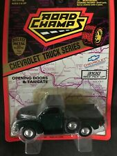 1953 Chevy 3100 Truck Road Champs Chevy Truck Series Die-Cast 1/43 Scale 1996