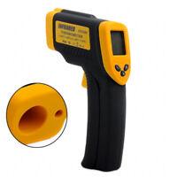 Digital Laser Thermometer LCD -50¡C bis +380¡C IR Infrarot Temperatur Messgerät