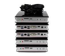 5pc LOT Zotac ZBOX-ID41 Plus | Intel Atom D525 QC 1.8GHz | 2GB | 250GB | WiFi