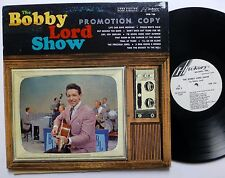 BOBBY LORD Show LP Hickory 126 Country Promo 1965 VG+ vinyl   Lc176