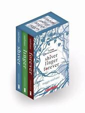 Shiver; Linger; Forever by Maggie Stiefvater and Inc. Staff Scholastic (2011,...