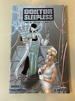 Doktor Sleepless Manual #1 May 2008 Comic Book Avatar Comics