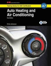 Auto Heating And Air Conditioning - New Paperback Book
