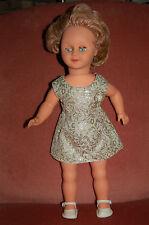 ancienne poupée de marque gégé années 60